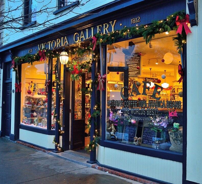 créer votre boutique éphémère à Noel