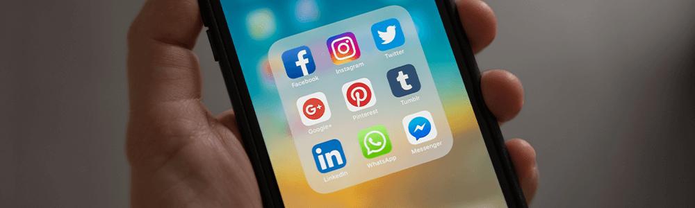 pop-up store réseaux sociaux